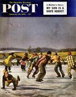 The Saturday Evening Post Vol. 224 No. 30 Magazine