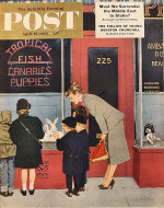 The Saturday Evening Post Vol. 224 No. 41 Magazine