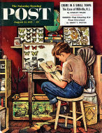 The Saturday Evening Post Vol. 224 No. 6 Magazine