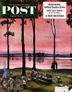 The Saturday Evening Post Vol. 224 No. 7 Magazine