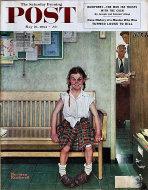 The Saturday Evening Post Vol. 225 No. 47 Magazine