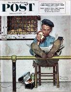 The Saturday Evening Post Vol. 226 No. 28 Magazine