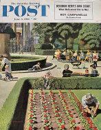 The Saturday Evening Post Vol. 226 No. 49 Magazine