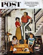 The Saturday Evening Post Vol. 227 No. 28 Magazine