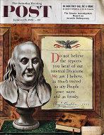 The Saturday Evening Post Vol. 227 No. 29 Magazine