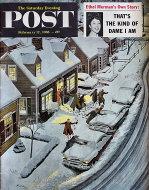 The Saturday Evening Post Vol. 227 No. 33 Magazine