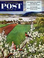 The Saturday Evening Post Vol. 227 No. 45 Magazine