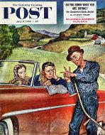 The Saturday Evening Post Vol. 228 No. 2 Magazine
