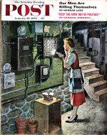 The Saturday Evening Post Vol. 228 No. 31 Magazine