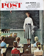 The Saturday Evening Post Vol. 228 No. 38 Magazine