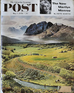 The Saturday Evening Post Vol. 228 No. 45 Magazine