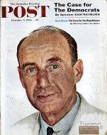 The Saturday Evening Post Vol. 229 No. 14 Magazine