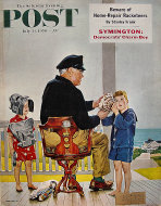 The Saturday Evening Post Vol. 229 No. 3 Magazine