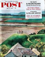 The Saturday Evening Post Vol. 229 No. 44 Magazine