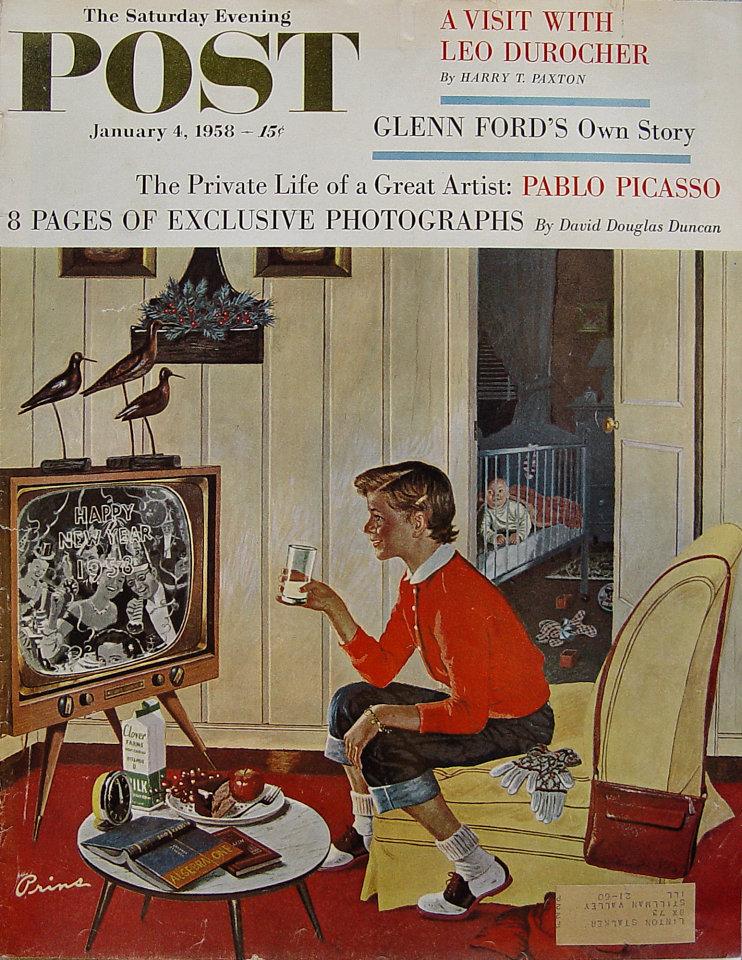 The Saturday Evening Post Vol. 230 No. 27