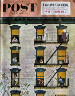The Saturday Evening Post Vol. 230 No. 42 Magazine
