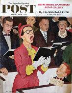 The Saturday Evening Post Vol. 231 No. 36 Magazine