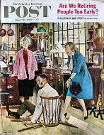 The Saturday Evening Post Vol. 231 No. 51 Magazine