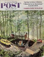 The Saturday Evening Post Vol. 231 No. 8 Magazine