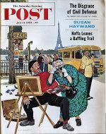 The Saturday Evening Post Vol. 232 No. 2 Magazine