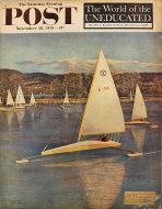 The Saturday Evening Post Vol. 232 No. 22 Magazine