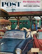 The Saturday Evening Post Vol. 232 No. 36 Magazine