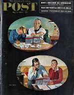 The Saturday Evening Post Vol. 232 No. 45 Magazine