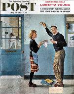 The Saturday Evening Post Vol. 232 No. 48 Magazine