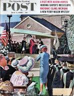 The Saturday Evening Post Vol. 232 No. 49 Magazine