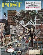 The Saturday Evening Post Vol. 232 No. 52 Magazine
