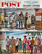 The Saturday Evening Post Vol. 233 No. 20 Magazine