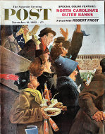 The Saturday Evening Post Vol. 233 No. 21 Magazine