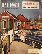 The Saturday Evening Post Vol. 233 No. 22 Magazine