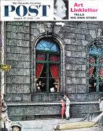The Saturday Evening Post Vol. 233 No. 9 Magazine