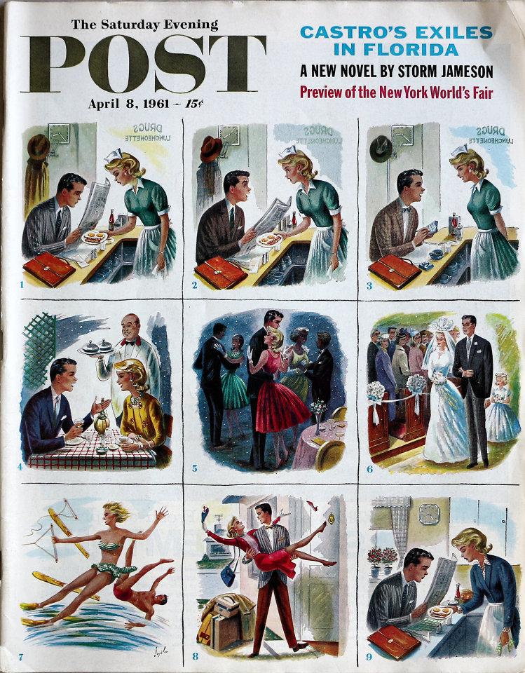 The Saturday Evening Post Vol. 234 No. 14