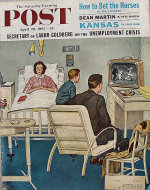 The Saturday Evening Post Vol. 234 No. 17 Magazine