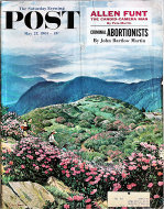 The Saturday Evening Post Vol. 234 No. 21 Magazine