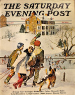 The Saturday Evening Post Vol. 234 No. 3 Magazine