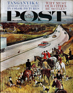 The Saturday Evening Post Vol. 234 No. 48 Magazine