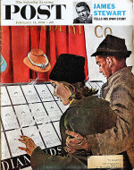The Saturday Evening Post Vol. 234 No. 6 Magazine