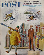 The Saturday Evening Post Vol. 234 No. 9 Magazine