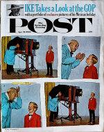 The Saturday Evening Post Vol. 235 No. 16 Magazine
