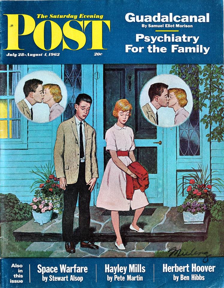 The Saturday Evening Post Vol. 235 No. 28