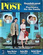 The Saturday Evening Post Vol. 235 No. 28 Magazine