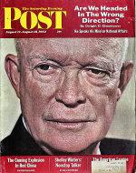 The Saturday Evening Post Vol. 235 No. 29 Magazine