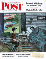 The Saturday Evening Post Vol. 235 No. 30 Magazine