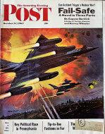 The Saturday Evening Post Vol. 235 No. 36 Magazine