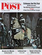 The Saturday Evening Post Vol. 235 No. 39 Magazine