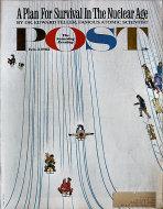 The Saturday Evening Post Vol. 235 No. 5 Magazine