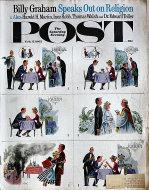 The Saturday Evening Post Vol. 235 No. 7 Magazine